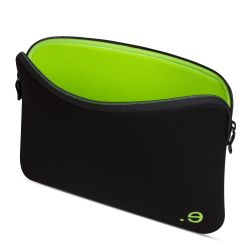 "Funda para Macbook Pro Retina 13"" LA robe Black Addict Wasabi"