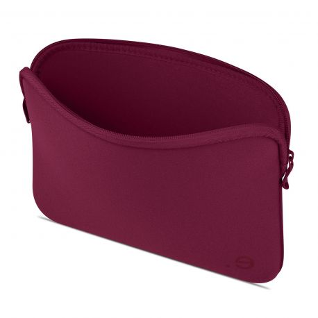 "Funda para Macbook 13"" LA robe Marsala"