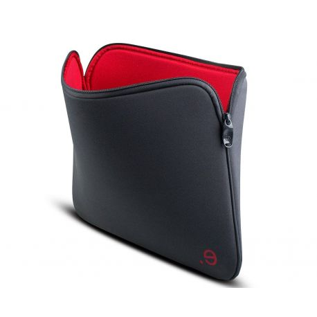 "Funda para PC portátil 15,6"" LA robe Graphite Bordeaux"