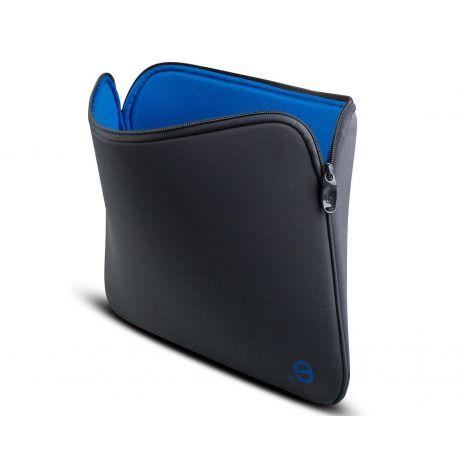 """Funda para PC portátil de 13,3"""" LA robe Graphite Blue"""