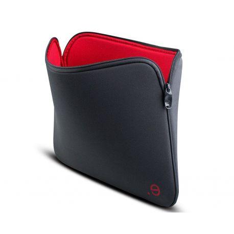 "Funda para MacBook Pro 15"" Retina LA robe Graphite Red"