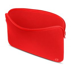 "Funda para Macbook Air 13"" / Macbook Pro Retina 13"" LA robe One Red"