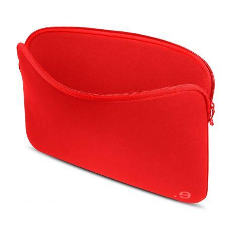 "Funda para Macbook Air 13"" LA robe One Red"