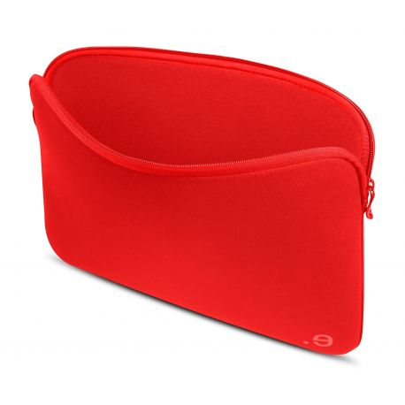 "Funda para Macbook Pro Retina 13"" LA robe One Red"