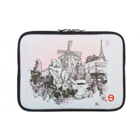 "Funda para MacBook Air 11"" LA robe I Lov Paris Montmartre"