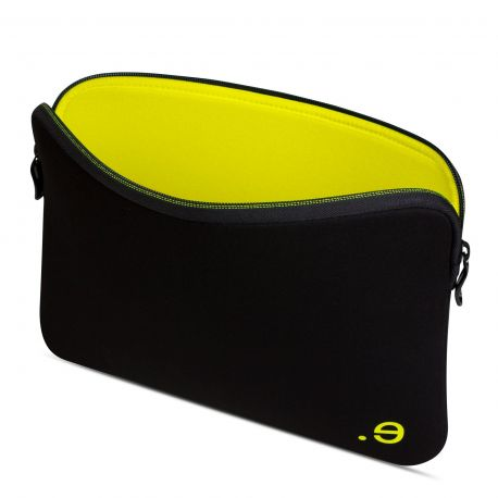 "Funda para Macbook Air 13"" / Macbook Pro Retina 13"" LA robe Black Addicted Lemon"